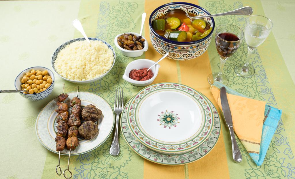 Couscous d'Agadir
